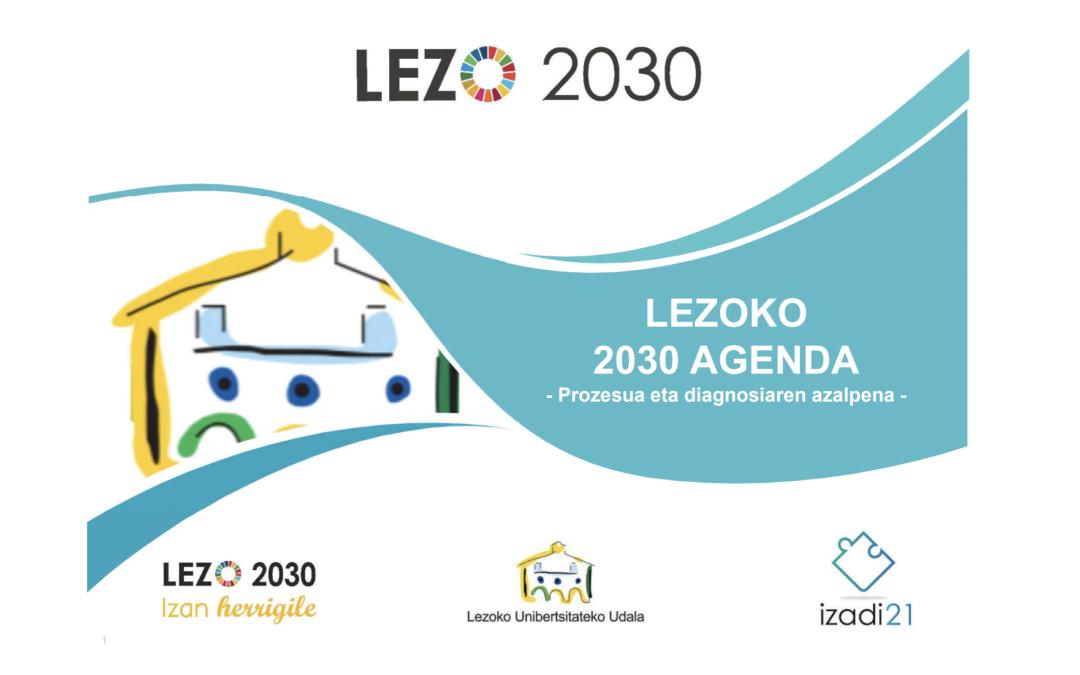 Lezo 2030 Iraunkortasun Estrategia